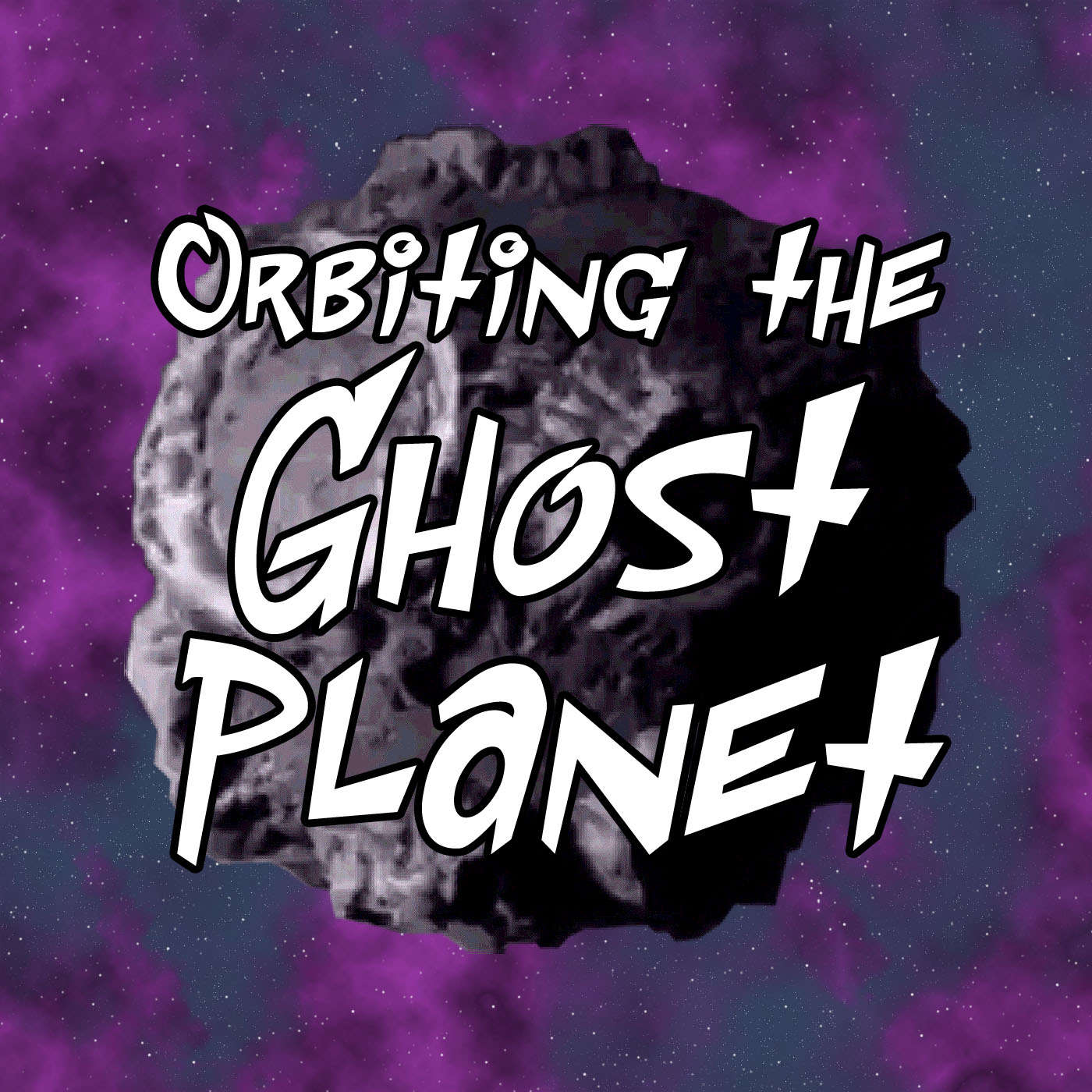 Orbiting the Ghost Planet
